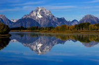 Ox Bow Bend ReflectionTwoA